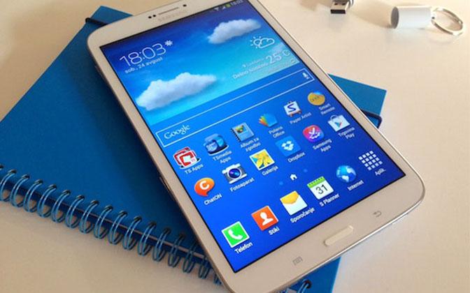 Galaxy TAB 3 8.0 LTE